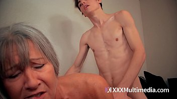 100 percent real son mom Real massage part 1