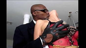 peach anal georgia fucking interracial Miss adams with big boobs doing her tin
