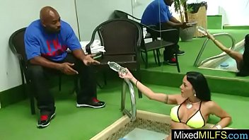 is fingered horny gorgeous milf part3 by Steep and son