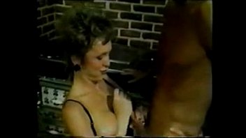 blonde peter north Two horny sluts sharing a massive black cock creampie