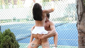 harper dillion first video Outdoor summer fuck with my ex4