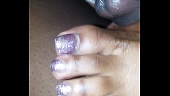 and toes soles mild Sleeping granny molested