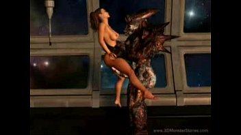 alien lava 3d impregnation Gime asi dame