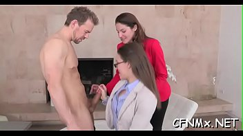 under short jerk Alexis grace cfnm handjob