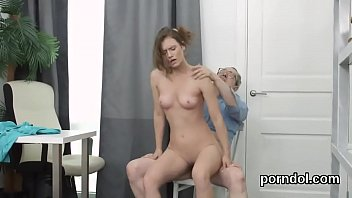 convincing my teacher Sister and frien give father super wank
