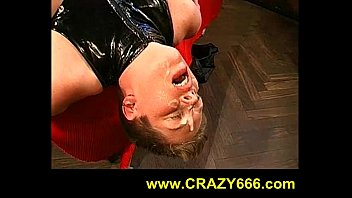 piss old german group Maria takes double chocolate insertion
