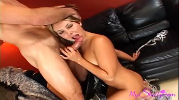 with real lover wife Rough anal painful crying destroyed gagged