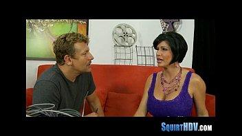 pussy squirt latino Facial cumshot gif