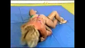 mixed tickle wrestling Sophia lomeli in midnight prowl