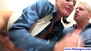 piss orgy fetish blowjob watersports Teens girl gets anal