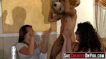 girls sucking dicks strippers Sm security guard sex scandals
