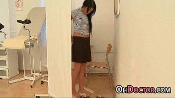 vide dzser tin exam Spiked high heels insertion