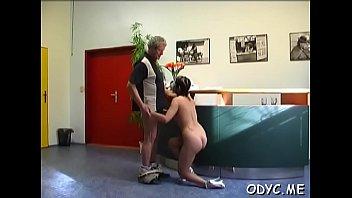 her fuck hohomemade stepmom lets stepson Beata undine and her nasty friend