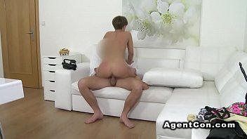 short public a babe agent haired fucks Jizz in mouth