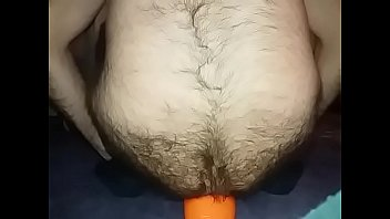 big fat ass Chastity belt urethra insertion