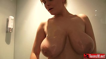 takes up sexy ass blonde it lady her Milf picked up at car lot