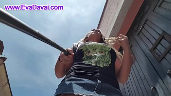 walk upskirt panty solo Real mother teaches her son and daughter