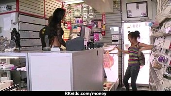 public czech for takes foursome money Wife lets you look up her skirt