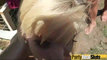 real amateur in gone parties party girls 31 college slut crazy wild Facesit rape smother