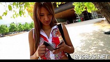 bang bus gianna Natalia ball honeys3