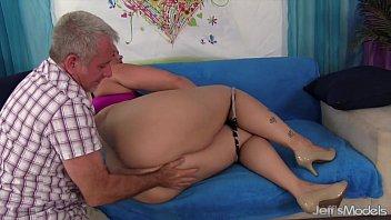 milf suspenders fat Autumn riley orgasm