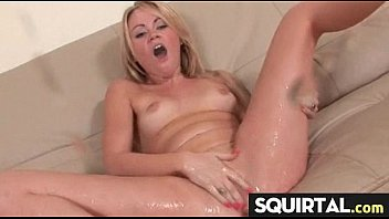 cremy juice pussy Cute real orgasm