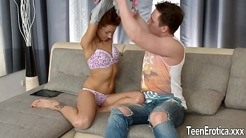 girl guy strapon skinny small Almost caught voyeur
