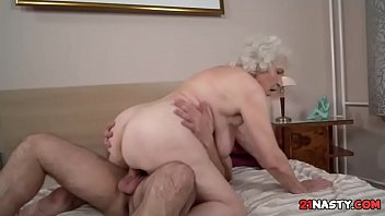 own fuck grandma Nervous mom helps daughter and girlfriend lesbian