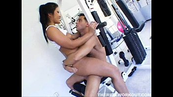 trainer personal gropes chicks5 two hot jap 69 and cum in the mouth