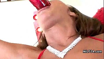 sexy mom stap rape son Doggy style pounding for a delicious blonde