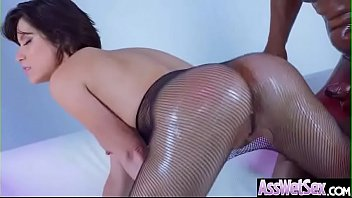 nicole anal anistan Busty housewife doggy creampie
