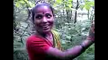 forest rape in the video Self foot kissing