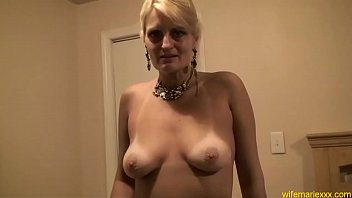 mature vegas blonde swinger The mail man has luck during his track
