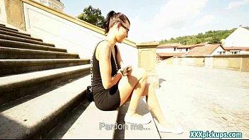 glasses french amateur teen Follando dormida en idioma espaol