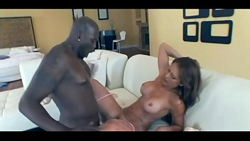 huge trimmed on pussy cumshot White wife black guy