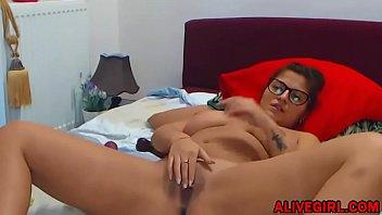 boobs huge romanian Penis milking machine 8