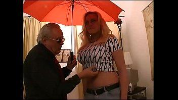 mature dp blonde A trois avec sa femme