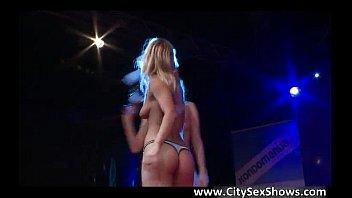 with her herself rubs and playing blonde pussy is horny babe Video iklan intip sarah azhari ganti baju