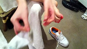 teen tease foot Saritha nair video only