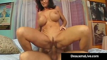 pussy cream leakage Nataly rosa sucks cock like she s starving at blow and swallow