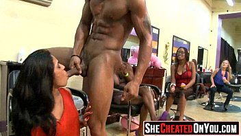 young cum huge Renes slave licking feet3