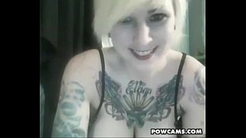 deepthroating while tattooed gags punk Mom and son get married porn movie com red tube