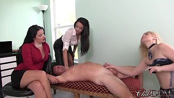 torture cbt electro I want fuck your mom in front you