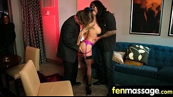 with couple friend up in male who threesome end Female slave urethral electro 2mm