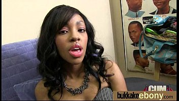ebony at party Nice women facial compilation