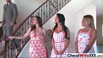 wife o cheating aletta Women pee in panties