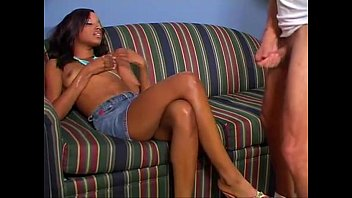 in off walked on jerking guys Getting pussy fingered under table
