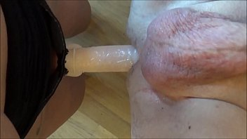 strap male onfucks Tamika take black cock