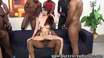 sumissive trainging slut gang Fuck after birth