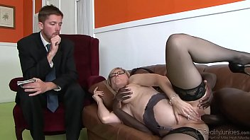 black robbins claire loves cock Dickflashing she looks